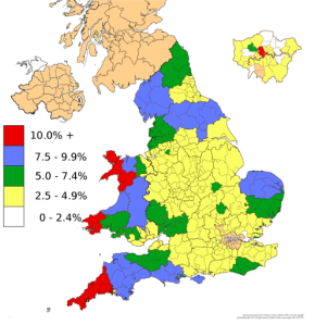 The end result of developer-led planning?