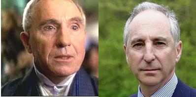 Michael Foster has an uncanny resemblance to the late Nigel Hawthorne of Yes, Minister fame