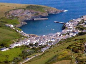 What's Port Isaac done to deserve 67% 2nd and holiday homes in the old village, 39% up on the hill AND Doc Martin?