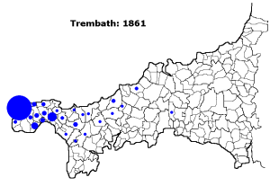 Trembaths on the move, but not very far
